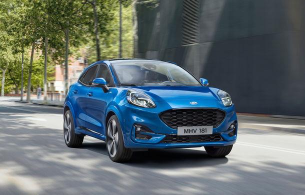 Ford Puma poate fi comandat în România: prețurile pornesc de la 20.250 de euro. Ofertă de lansare de la 16.500 de euro - Poza 1