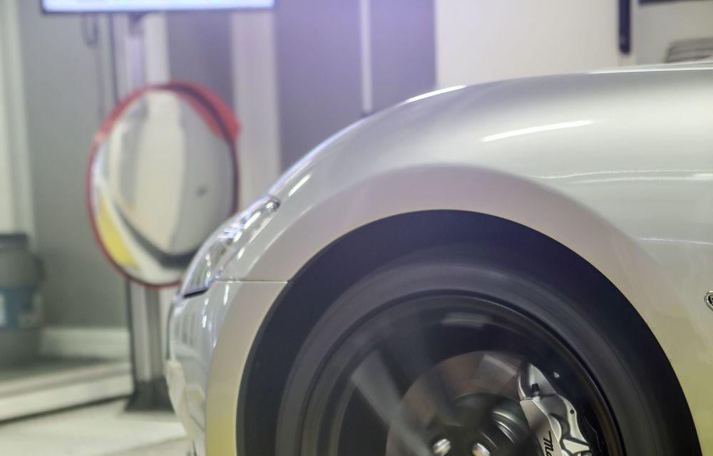 Maserati a încheiat producția actualului GranTurismo: ultimul exemplar se numește Zeda și are o caroserie vopsită în trei nuanțe - Poza 16