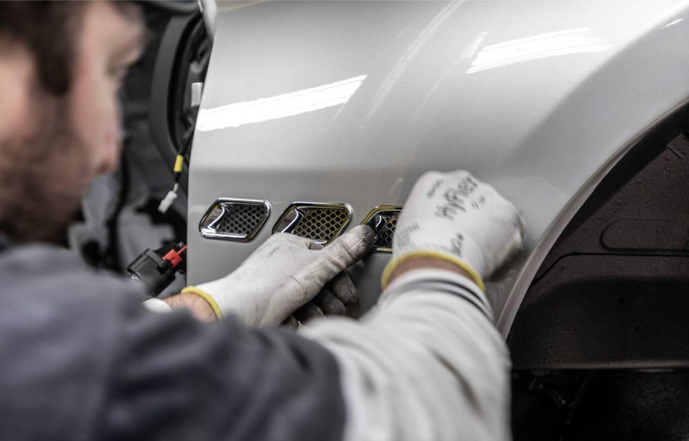 Maserati a încheiat producția actualului GranTurismo: ultimul exemplar se numește Zeda și are o caroserie vopsită în trei nuanțe - Poza 7
