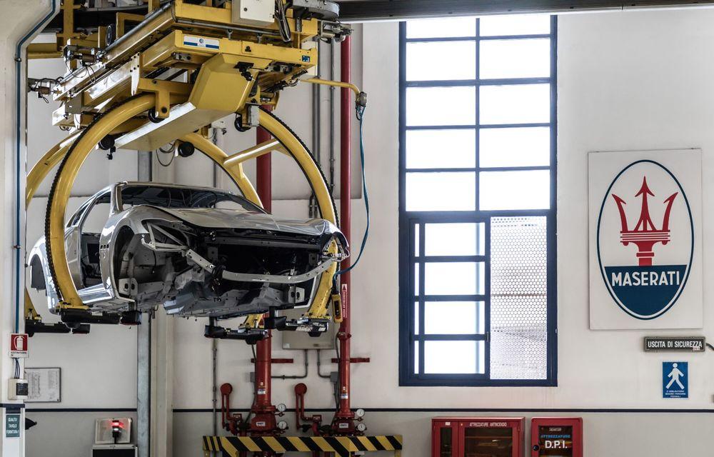 Maserati a încheiat producția actualului GranTurismo: ultimul exemplar se numește Zeda și are o caroserie vopsită în trei nuanțe - Poza 5