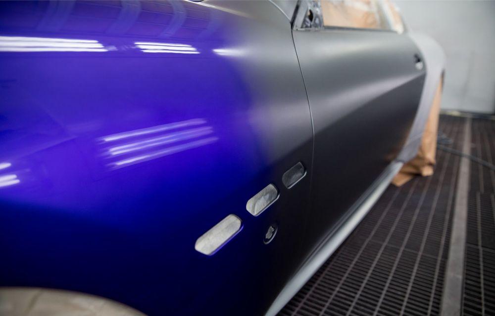 Maserati a încheiat producția actualului GranTurismo: ultimul exemplar se numește Zeda și are o caroserie vopsită în trei nuanțe - Poza 21