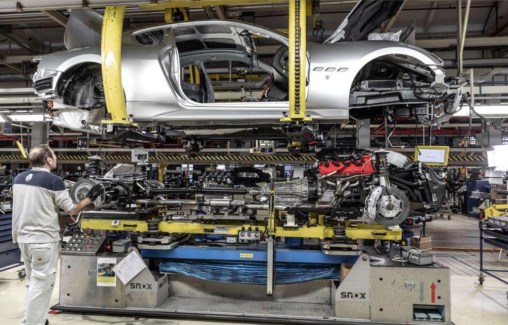 Maserati a încheiat producția actualului GranTurismo: ultimul exemplar se numește Zeda și are o caroserie vopsită în trei nuanțe - Poza 9
