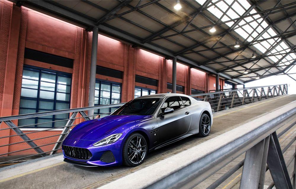 Maserati a încheiat producția actualului GranTurismo: ultimul exemplar se numește Zeda și are o caroserie vopsită în trei nuanțe - Poza 23