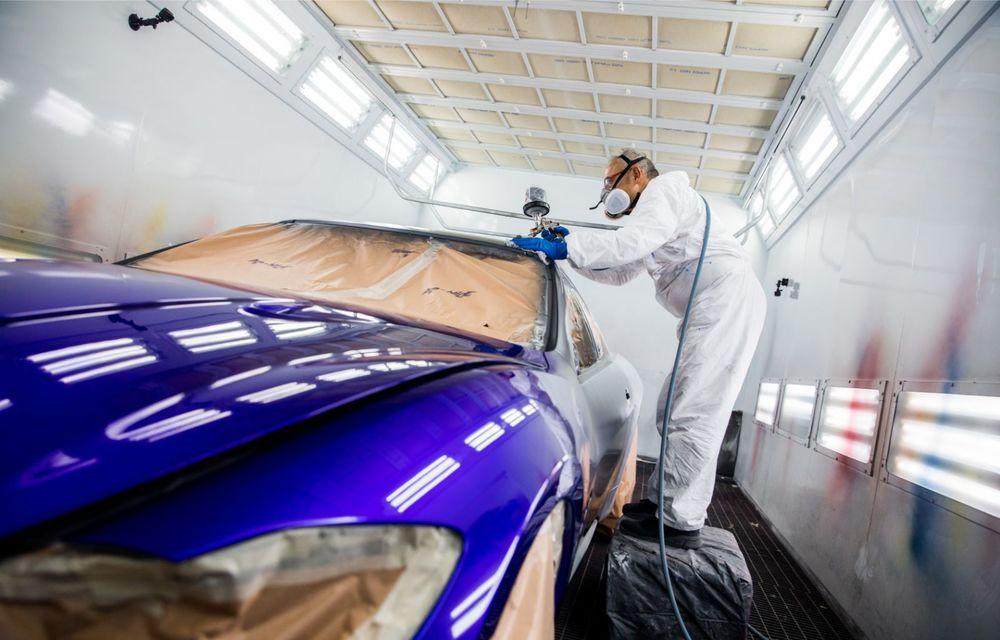 Maserati a încheiat producția actualului GranTurismo: ultimul exemplar se numește Zeda și are o caroserie vopsită în trei nuanțe - Poza 22