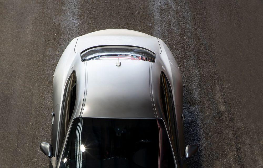 Maserati a încheiat producția actualului GranTurismo: ultimul exemplar se numește Zeda și are o caroserie vopsită în trei nuanțe - Poza 26