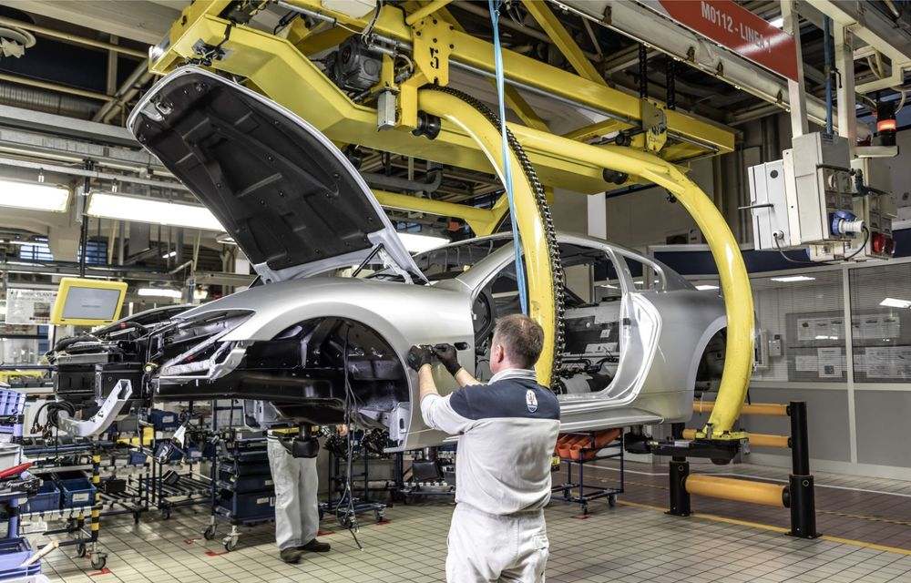 Maserati a încheiat producția actualului GranTurismo: ultimul exemplar se numește Zeda și are o caroserie vopsită în trei nuanțe - Poza 6