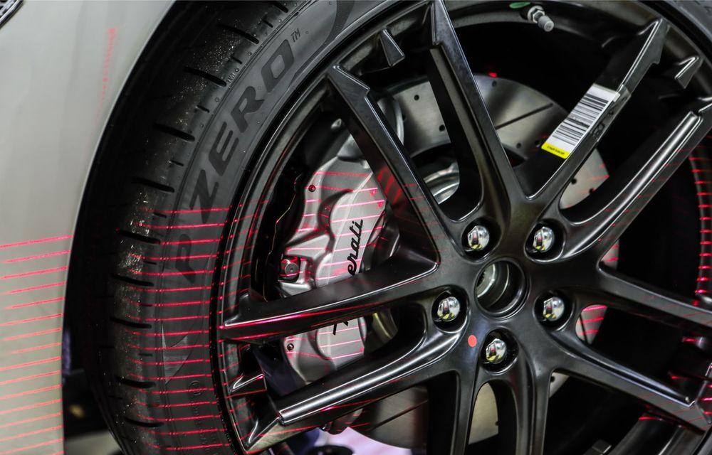 Maserati a încheiat producția actualului GranTurismo: ultimul exemplar se numește Zeda și are o caroserie vopsită în trei nuanțe - Poza 18