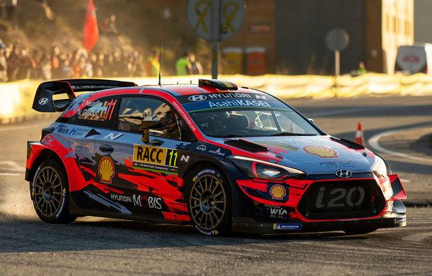 Raliul Australiei, anulat din cauza incendiilor de vegetație: Hyundai câștigă primul său titlu la constructori - Poza 1
