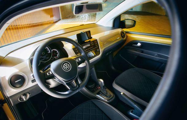Noul Volkswagen e-Up! poate fi comandat în România: modelul electric de oraș are un preț de pornire de aproape 22.500 de euro - Poza 5