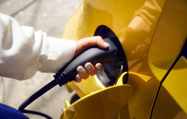 Noul Volkswagen e-Up! poate fi comandat în România: modelul electric de oraș are un preț de pornire de aproape 22.500 de euro - Poza 4