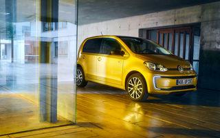 Noul Volkswagen e-Up! poate fi comandat în România: modelul electric de oraș are un preț de pornire de aproape 22.500 de euro