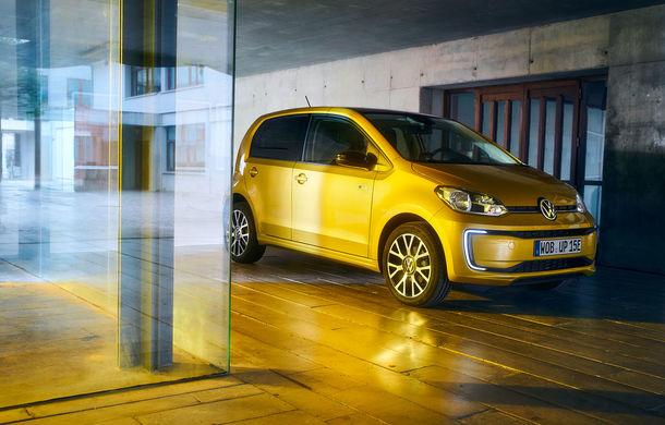 Noul Volkswagen e-Up! poate fi comandat în România: modelul electric de oraș are un preț de pornire de aproape 22.500 de euro - Poza 1
