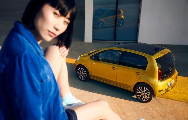 Noul Volkswagen e-Up! poate fi comandat în România: modelul electric de oraș are un preț de pornire de aproape 22.500 de euro - Poza 2