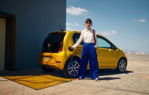 Noul Volkswagen e-Up! poate fi comandat în România: modelul electric de oraș are un preț de pornire de aproape 22.500 de euro - Poza 3