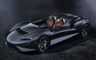 McLaren a prezentat noul hypercar Elva: motor V8 cu 815 cai putere, 0-200 km/h în 6.7 secunde și producție limitată la 399 de unități