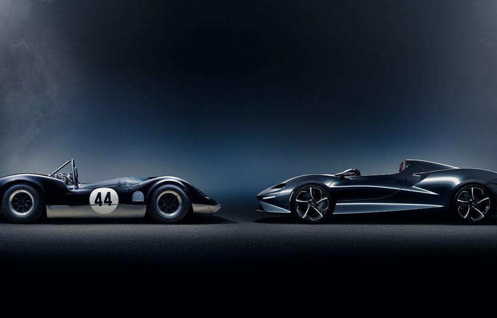 McLaren a prezentat noul hypercar Elva: motor V8 cu 815 cai putere, 0-200 km/h în 6.7 secunde și producție limitată la 399 de unități - Poza 8