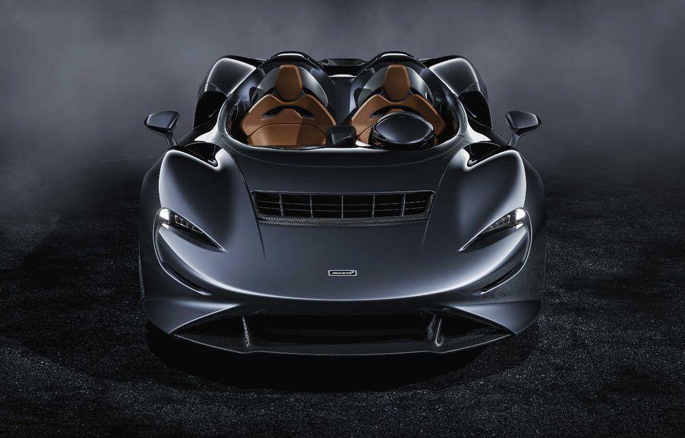 McLaren a prezentat noul hypercar Elva: motor V8 cu 815 cai putere, 0-200 km/h în 6.7 secunde și producție limitată la 399 de unități - Poza 2