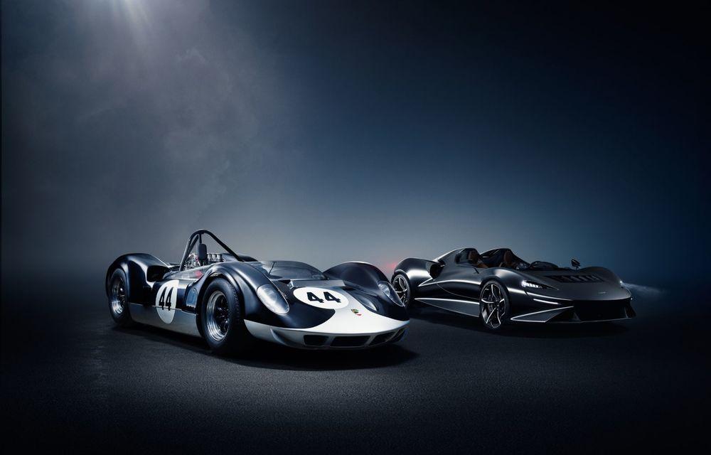 McLaren a prezentat noul hypercar Elva: motor V8 cu 815 cai putere, 0-200 km/h în 6.7 secunde și producție limitată la 399 de unități - Poza 7