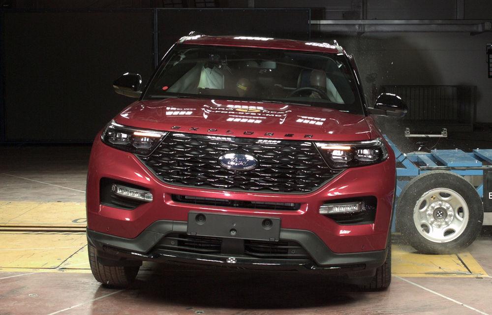 Mazda CX-30 impresionează în testele Euro NCAP: 5 stele și calificativ 99% pentru protecția adulților. Opel Corsa a primit doar 4 stele - Poza 3