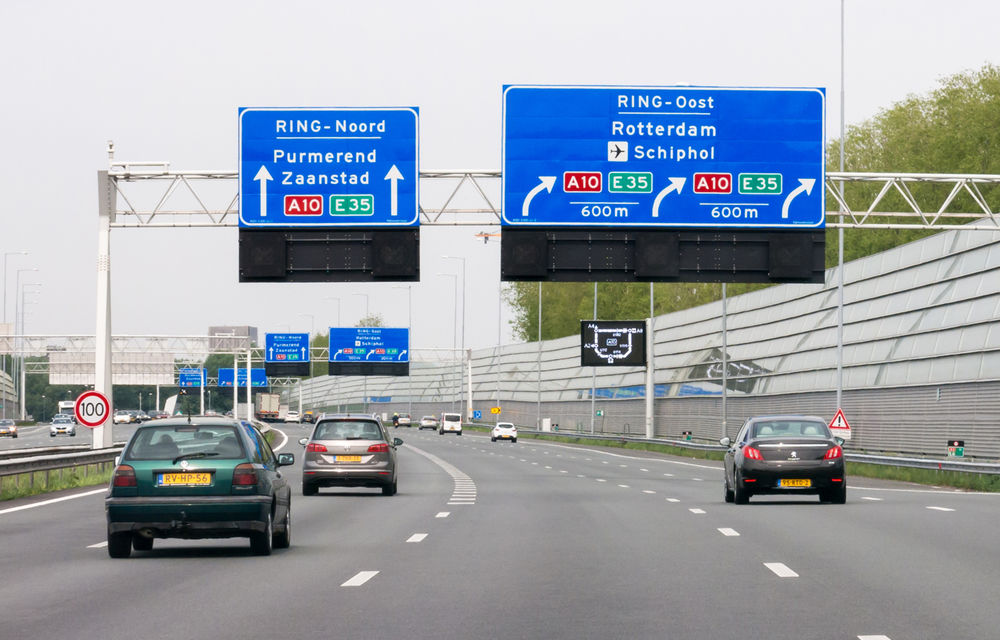 Olanda va limita viteza maximă legală la 100 km/h pe timpul zilei, inclusiv pe autostrăzi: reducerea poluării va permite reluarea construcției de locuințe - Poza 1