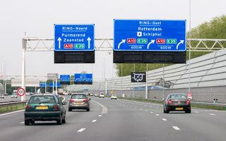 Olanda va limita viteza maximă legală la 100 km/h pe timpul zilei, inclusiv pe autostrăzi: reducerea poluării va permite reluarea construcției de locuințe