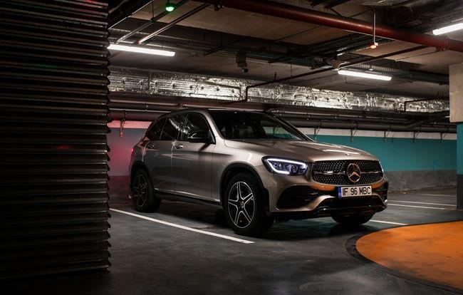 Test drive Mercedes-Benz GLC facelift