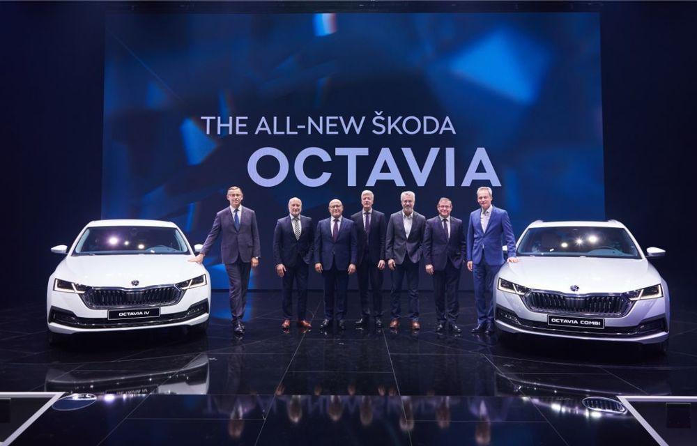 Am asistat la debutul noii Skoda Octavia. 5 lucruri pe care trebuie să le știi despre modelul ceh - Poza 4