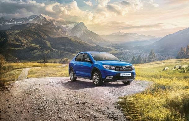 Dacia lansează noul Logan Stepway: prețurile pornesc de la 10.250 euro pentru varianta cu motorul pe benzină TCe 90 - Poza 1