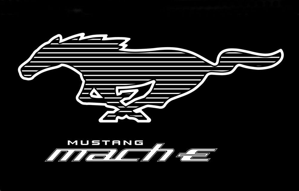Ford Mustang Mach-E, primul SUV electric al companiei americane, va fi prezentat la Los Angeles: listele de precomenzi se deschid  în 18 noiembrie - Poza 2