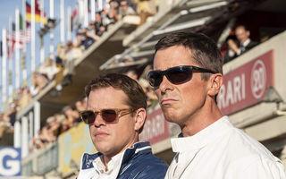 """Filmul """"Marea provocare: Le Mans '66"""" apare în cinematografe în 15 noiembrie: povestea palpitantă a duelului dintre Ford și Ferrari"""