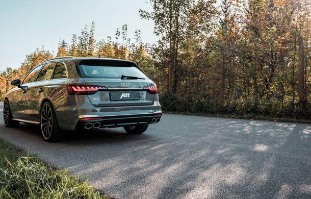 ABT a pregătit un kit de performanță pentru Audi S4 Avant TDI: motorul diesel dezvoltă acum 384 de cai putere - Poza 4