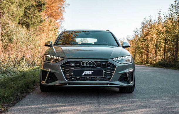 ABT a pregătit un kit de performanță pentru Audi S4 Avant TDI: motorul diesel dezvoltă acum 384 de cai putere - Poza 2