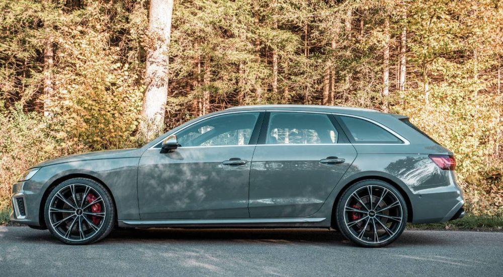 ABT a pregătit un kit de performanță pentru Audi S4 Avant TDI: motorul diesel dezvoltă acum 384 de cai putere - Poza 3