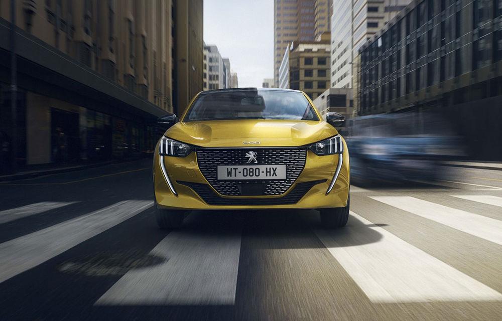 Prețuri pentru noul Peugeot 208: start de la 13.800 de euro - Poza 1