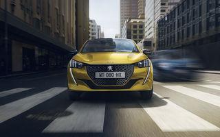 Prețuri pentru noul Peugeot 208: start de la 13.800 de euro