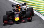 Verstappen va pleca din pole position în Marele Premiu al Braziliei din fața lui Vettel și Hamilton