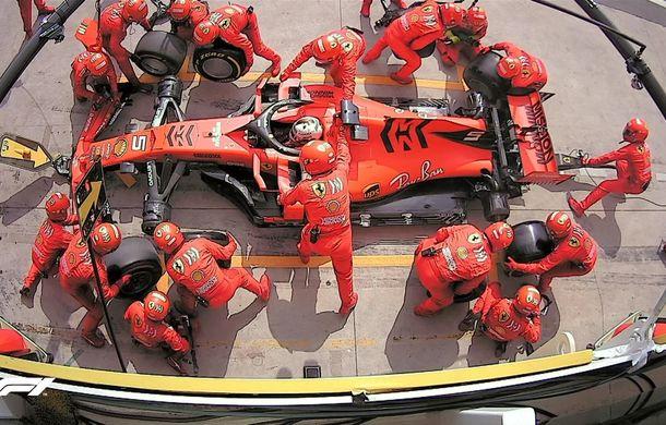 Verstappen a câștigat la Interlagos! Leclerc și Vettel au abandonat după un acroșaj în finalul cursei - Poza 2