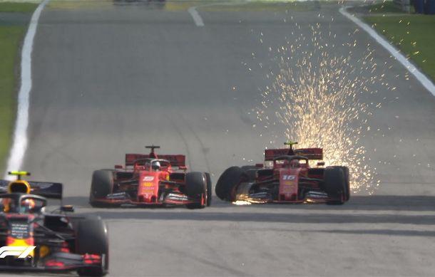 Verstappen a câștigat la Interlagos! Leclerc și Vettel au abandonat după un acroșaj în finalul cursei - Poza 5