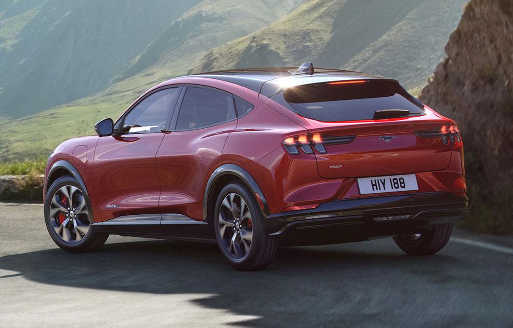 Mustang ar putea deveni brandul de performanță al Ford: americanii vor să lanseze mai multe modele cu acest nume - Poza 1
