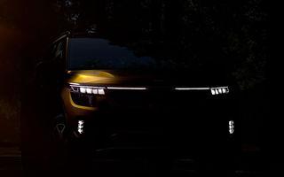 Kia a publicat un teaser pentru modelul pe care îl va prezenta în 20 noiembrie: sud-coreenii ar putea lansa versiunea globală pentru Seltos