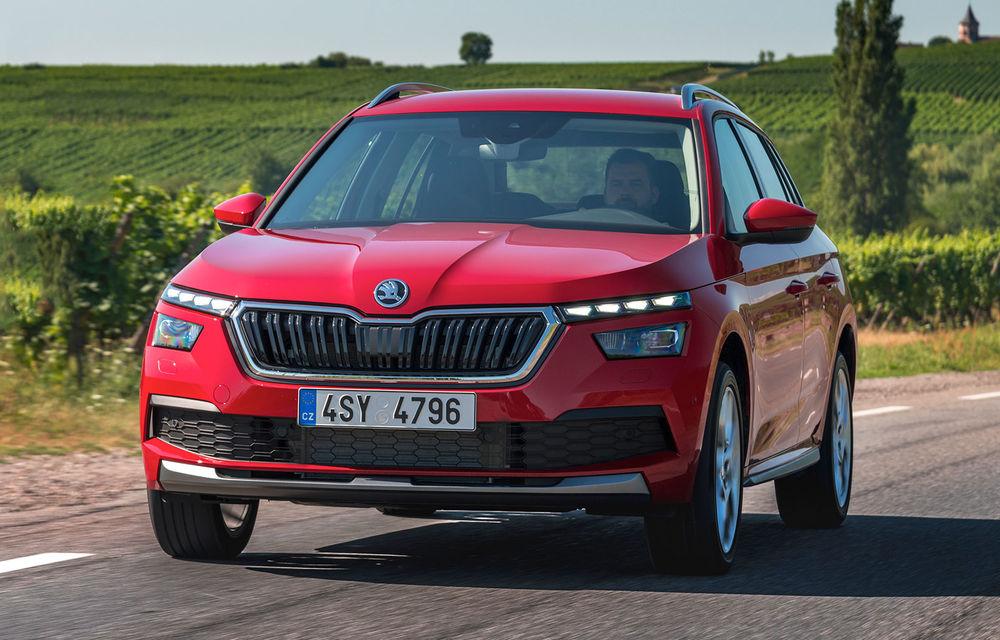 Skoda va prezenta conceptul unui SUV în februarie 2020: viitorul model va fi construit pe o nouă platformă low-cost - Poza 1