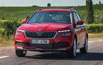 Skoda va prezenta conceptul unui SUV în februarie 2020: viitorul model va fi construit pe o nouă platformă low-cost