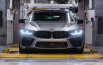 BMW M8 Gran Coupe a intrat pe linia de asamblare: noul model de performanță este produs la uzina din Dingolfing