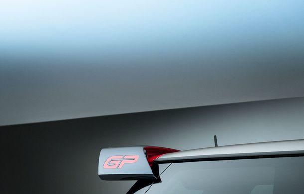 Mini a prezentat noul John Cooper Works GP: cel mai rapid model de serie al britanicilor are 306 CP și accelerează de la 0 la 100 km/h în 5.2 secunde - Poza 21