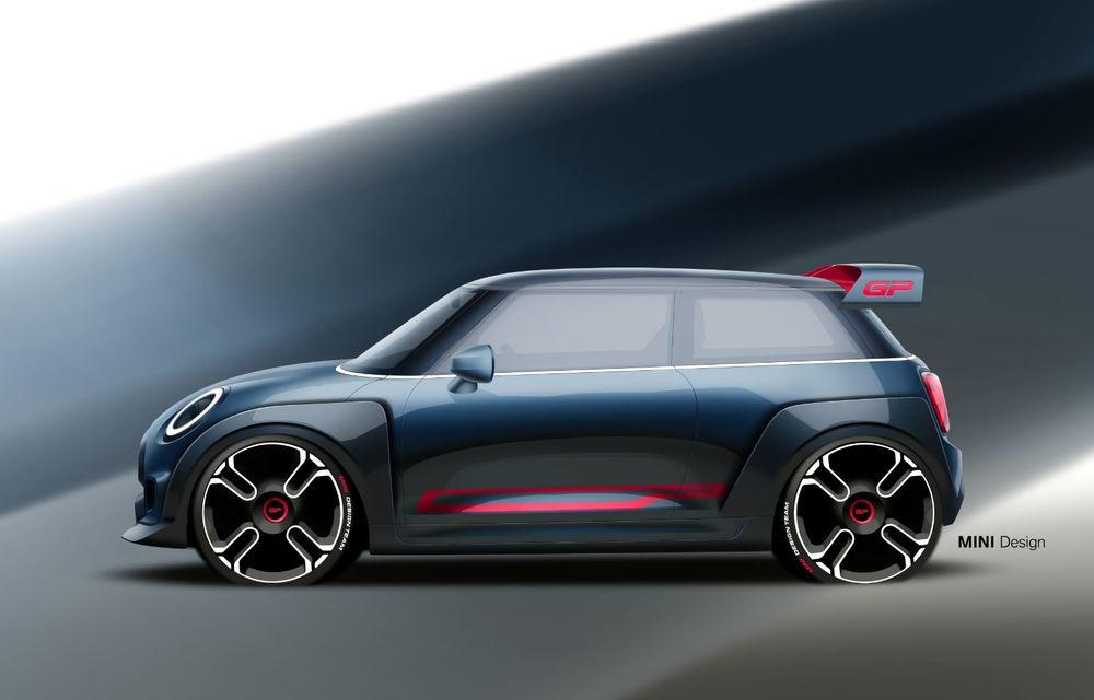 Mini a prezentat noul John Cooper Works GP: cel mai rapid model de serie al britanicilor are 306 CP și accelerează de la 0 la 100 km/h în 5.2 secunde - Poza 40
