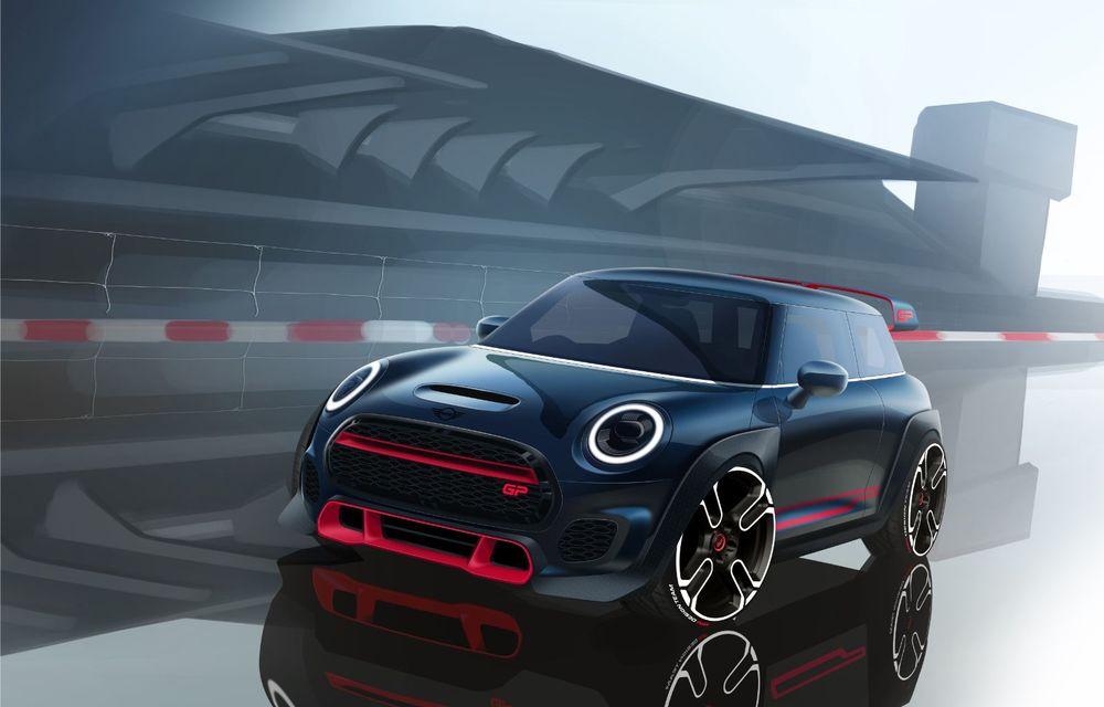 Mini a prezentat noul John Cooper Works GP: cel mai rapid model de serie al britanicilor are 306 CP și accelerează de la 0 la 100 km/h în 5.2 secunde - Poza 38