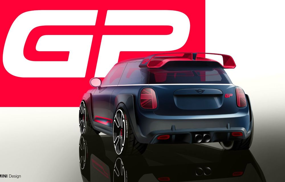 Mini a prezentat noul John Cooper Works GP: cel mai rapid model de serie al britanicilor are 306 CP și accelerează de la 0 la 100 km/h în 5.2 secunde - Poza 39