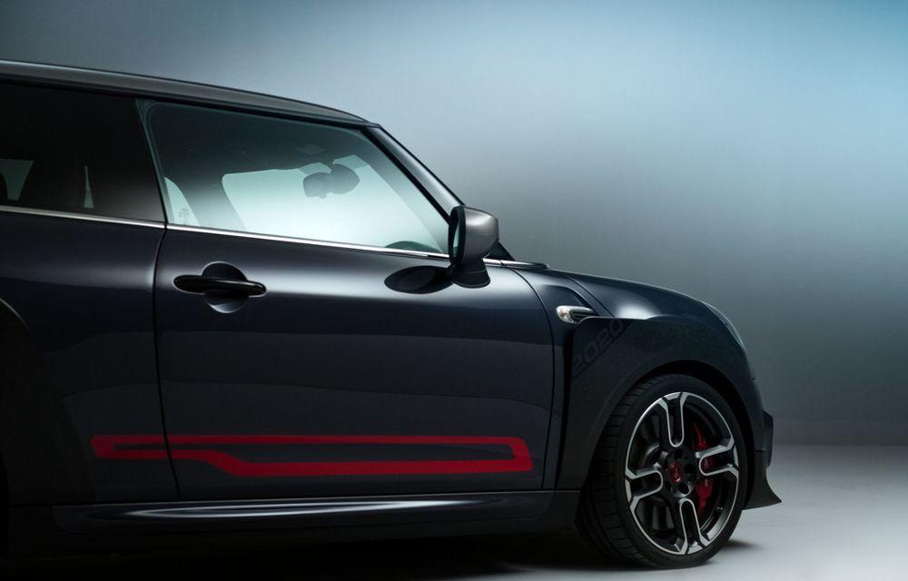 Mini a prezentat noul John Cooper Works GP: cel mai rapid model de serie al britanicilor are 306 CP și accelerează de la 0 la 100 km/h în 5.2 secunde - Poza 14
