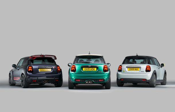Mini a prezentat noul John Cooper Works GP: cel mai rapid model de serie al britanicilor are 306 CP și accelerează de la 0 la 100 km/h în 5.2 secunde - Poza 47