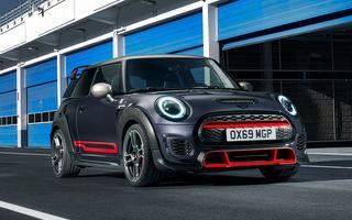 Mini a prezentat noul John Cooper Works GP: cel mai rapid model de serie al britanicilor are 306 CP și accelerează de la 0 la 100 km/h în 5.2 secunde